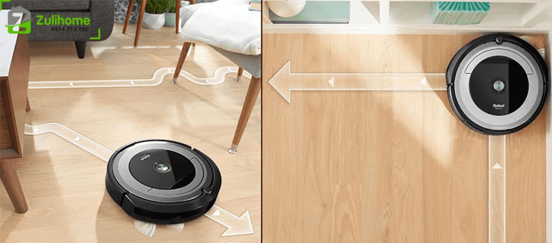 Irobot Roomba 694 | Cảm biến điều hướng thông minh