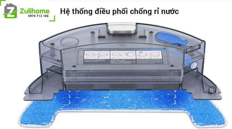 ILIFE X660 | Hệ thống điều phối chống rỉ nước