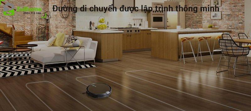 ILIFE X660 | Di chuyển làm sạch thông minh
