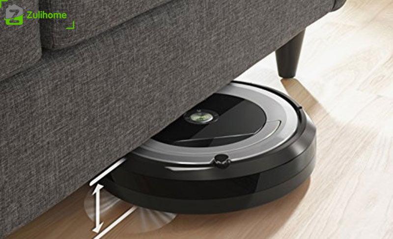 Irobot Roomba 694 | Thiết kế nhỏ gọn