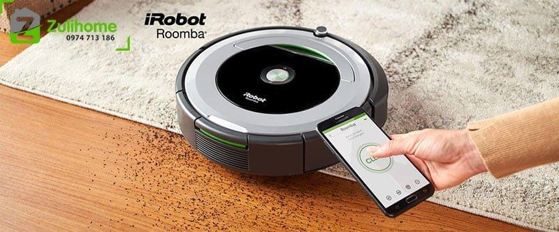 Irobot Roomba 694 | Làm sạch trên mọi bề mặt