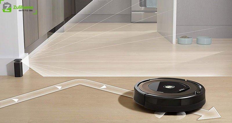 Irobot Roomba 894 | Cảm biến điều hướng thông minh