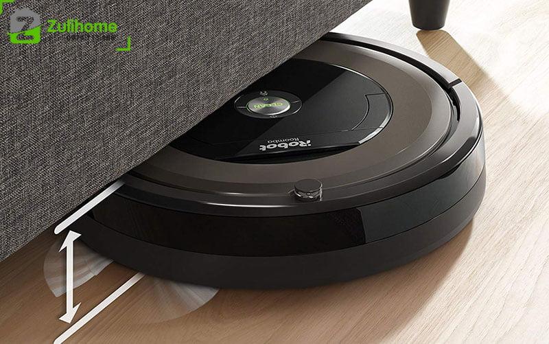 Irobot Roomba 894 | Thiết kế nhỏ gọn