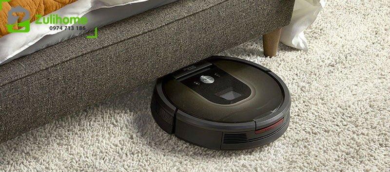 Irobot Roomba 960 | Thiết kế nhỏ gọn
