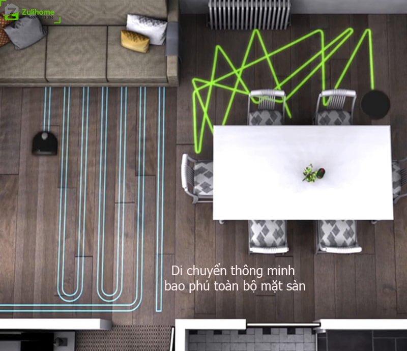 Neato Botvac D3 Connected | Di chuyển thông minh