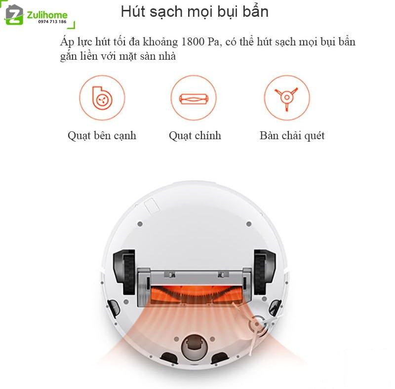Xiaomi Mi Vacuum có thể hút sạch mọi bụi bẩn