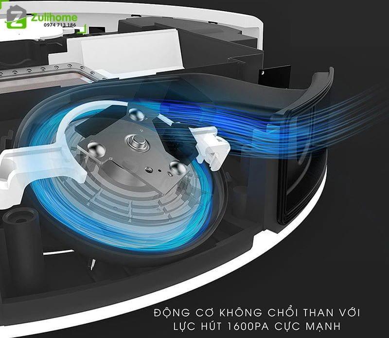 Xiaomi Xiaowa C10 có lực hút mạnh mẽ