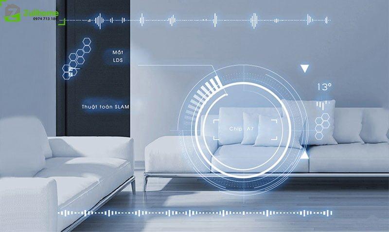 Ecovacs Deebot DN55 | Hệ thống điều hướng Smart Navi 2.0
