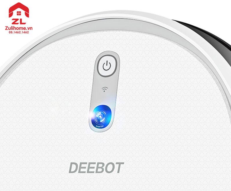 Ecovacs Deebot DS43 | Thiết kế tinh tế và sang trọng