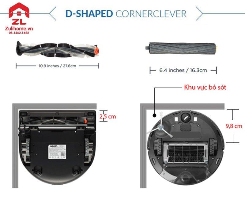 Neato Botvac D5 Connected | Thiết kế mới lạ và độc đáo