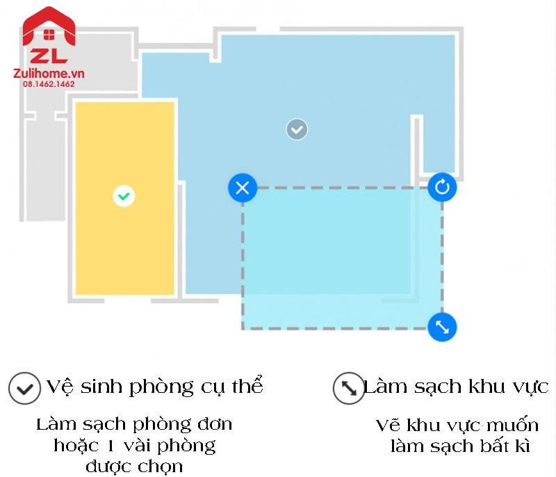 Xiaomi Roborock gen 3 T6 với công nghệ bản đồ mới