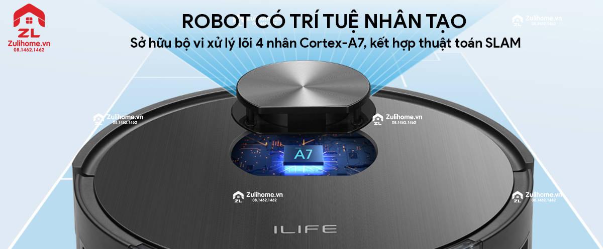 ILIFE X900 | Robot có trí tuệ nhân tạo