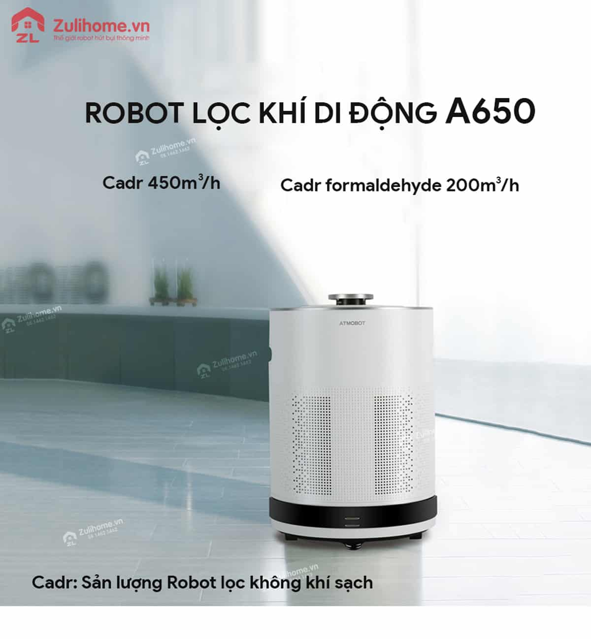 robot loc khong khi a660 zulihome 1 Tháng Sáu 4th, 2020