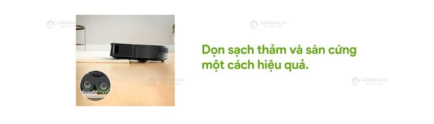 Irobot Roomba S9+ | Dọn sạch thảm và sàn cứng hiệu quả