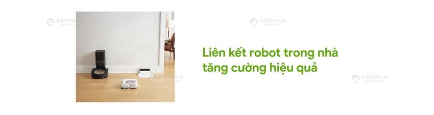Irobot Roomba S9 | Liên kết robot trong nhà tăng cường hiệu quả