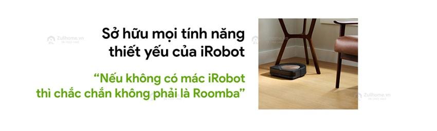 Irobot Roomba S9+ | Sở hữu mọi tính năng thiết yếu của hãng