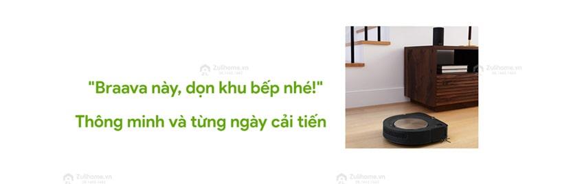 Irobot Roomba S9 | Công nghệ được cải tiến theo từng ngày