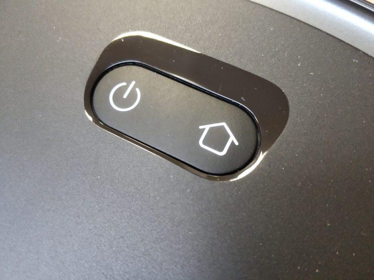 Hai nút bấm, vẫn ba chức năng quen thuộc